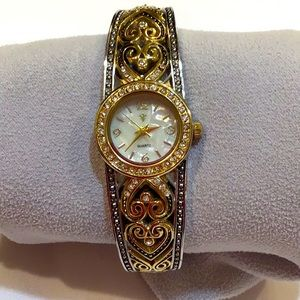 Bangle bracelet watch EUC